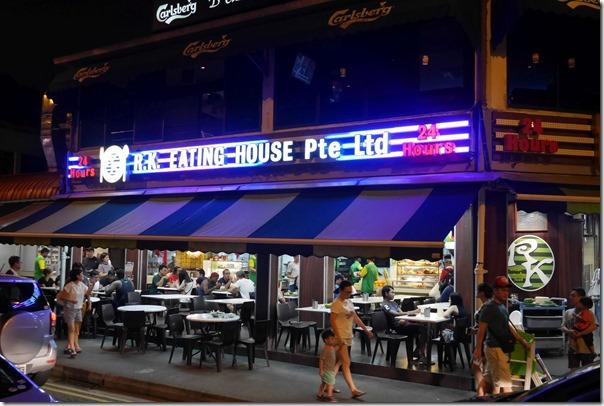 RK Eating House, Kensington Park Road, Singapore