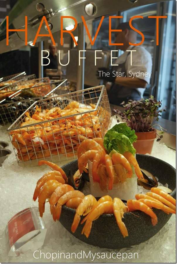 Harvest Buffet, The Star, Sydney