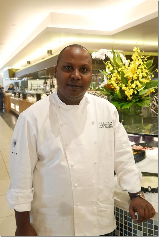 Chef de Cuisine - Dean Kutton