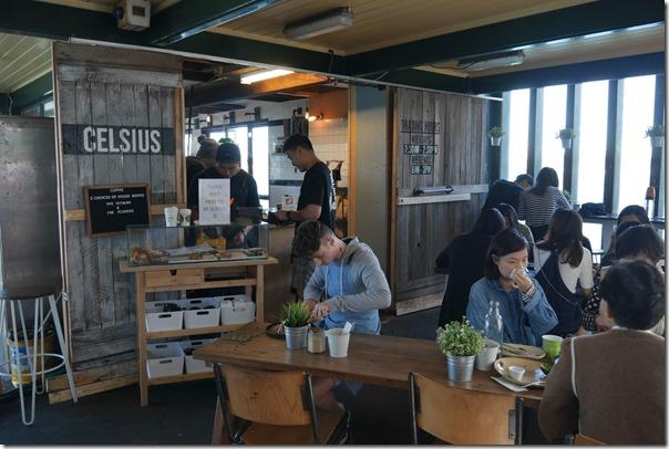 Celsius Coffee Co., Kirribilli wharf
