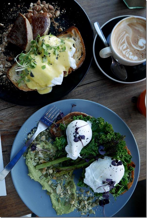 Super Greens Breakfast $18