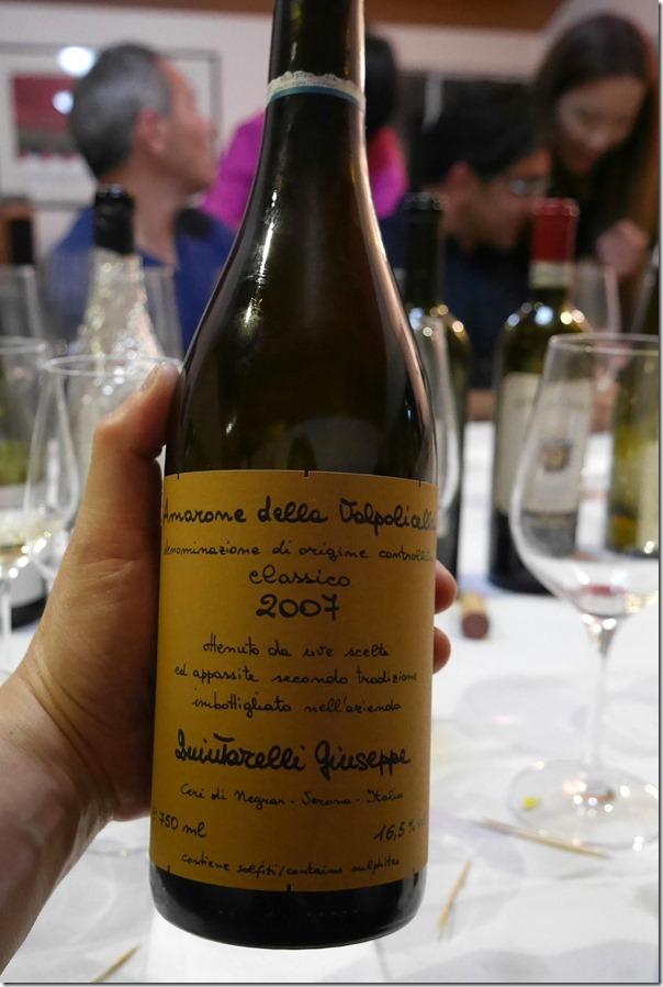 2007 Giuseppe Quintarelli Amarone della Valpolicella Classico