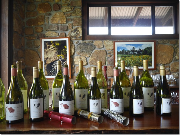 Wine tasting at Cullen Wines, Margaret River, Western Australia