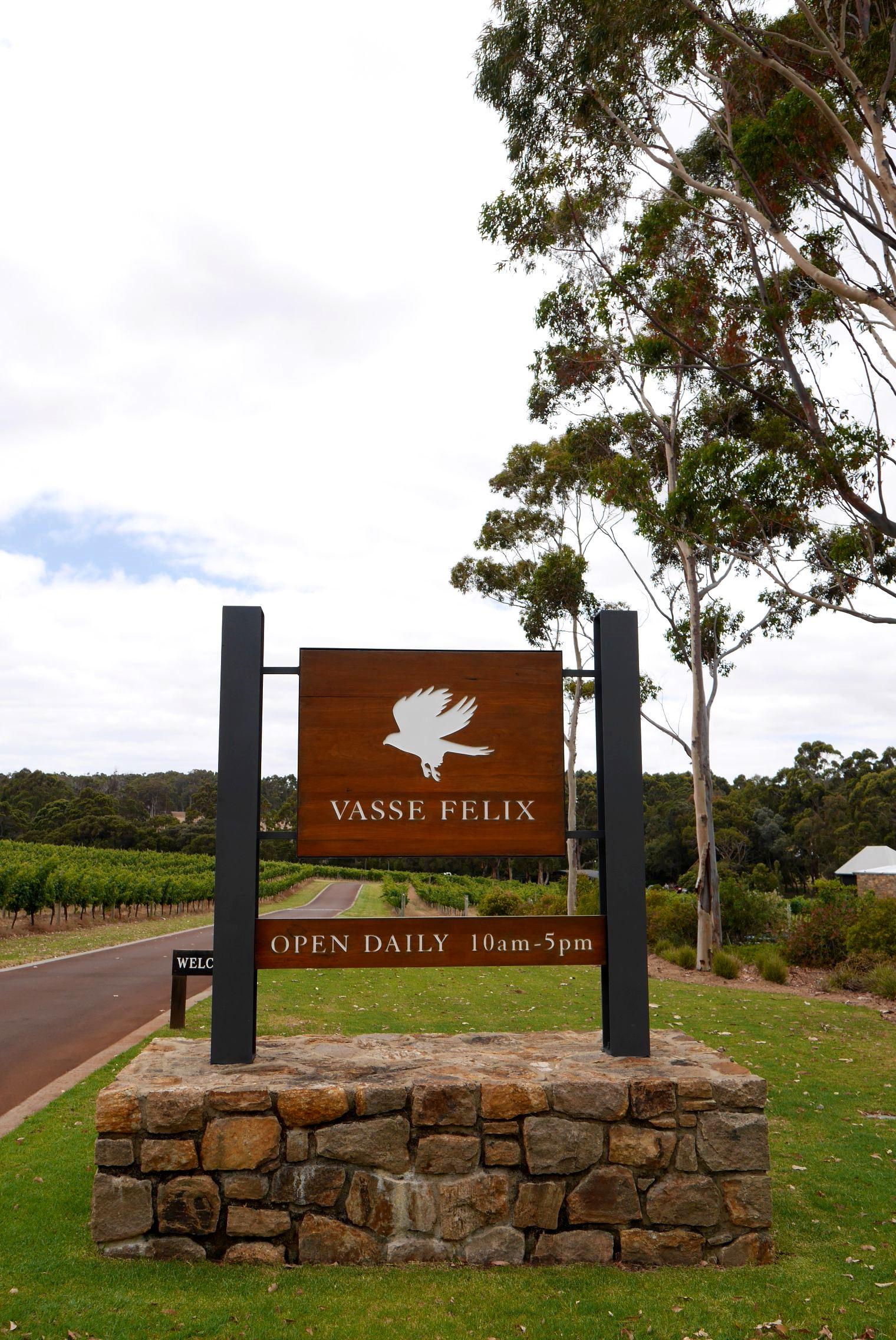 Vasse Felix, Margaret River, Western Australia