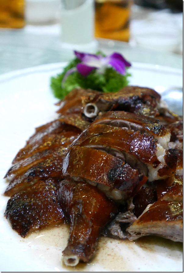 Roast goose RM190 / A$57.60