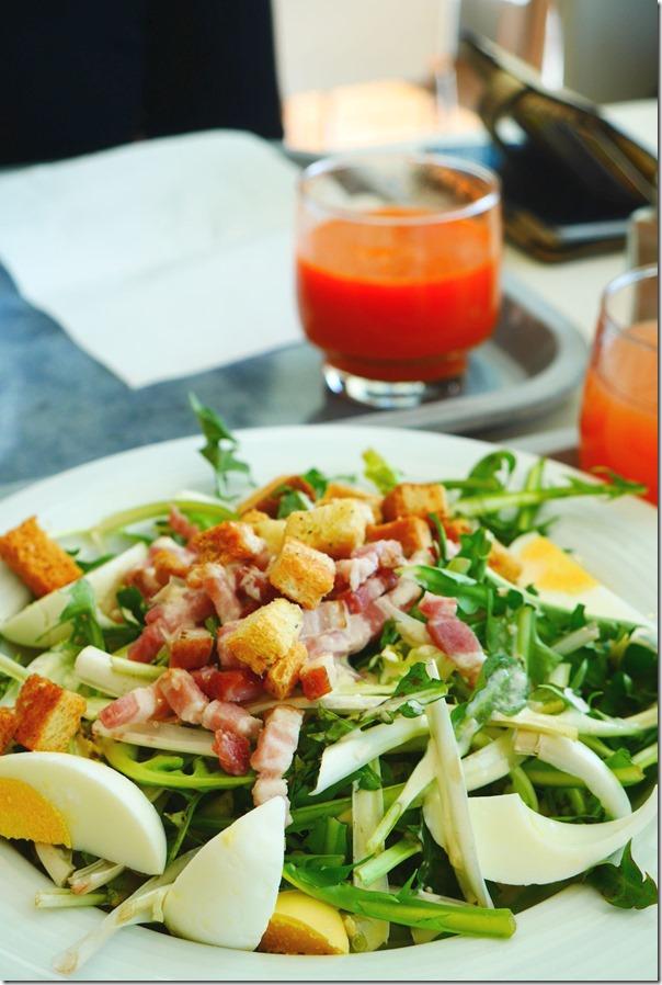 Caesar salad E$8 / A$11.20