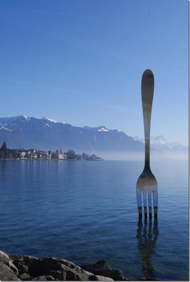 The Fork, a Lake Geneva landmark