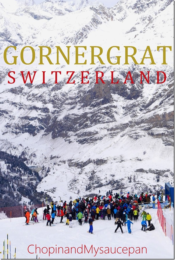 Gornergrat Switzerland