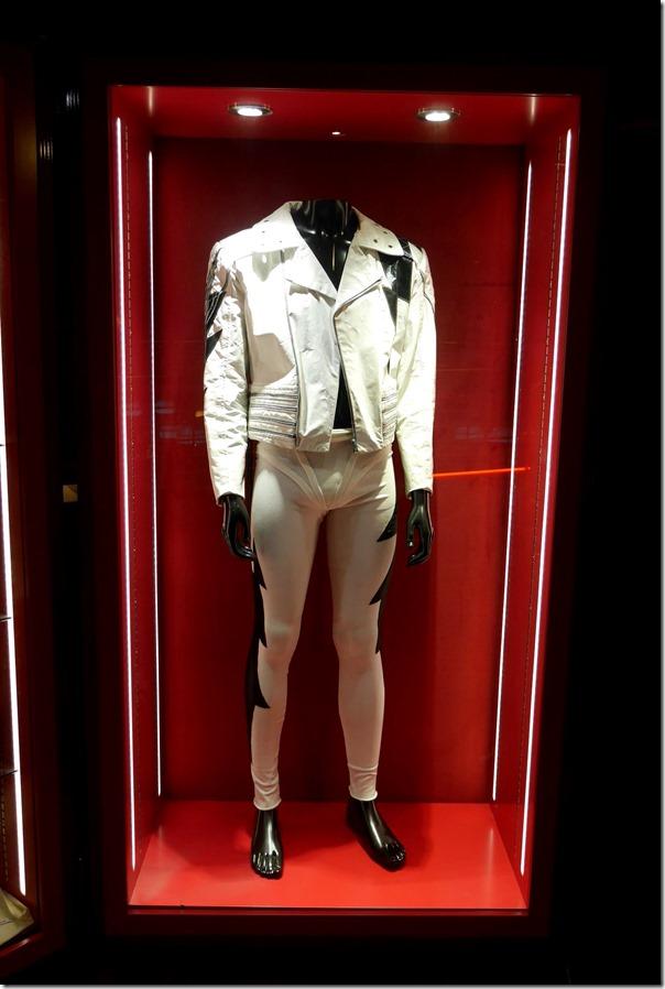 Costume at The Mercury Phoenix Trust, Montreux