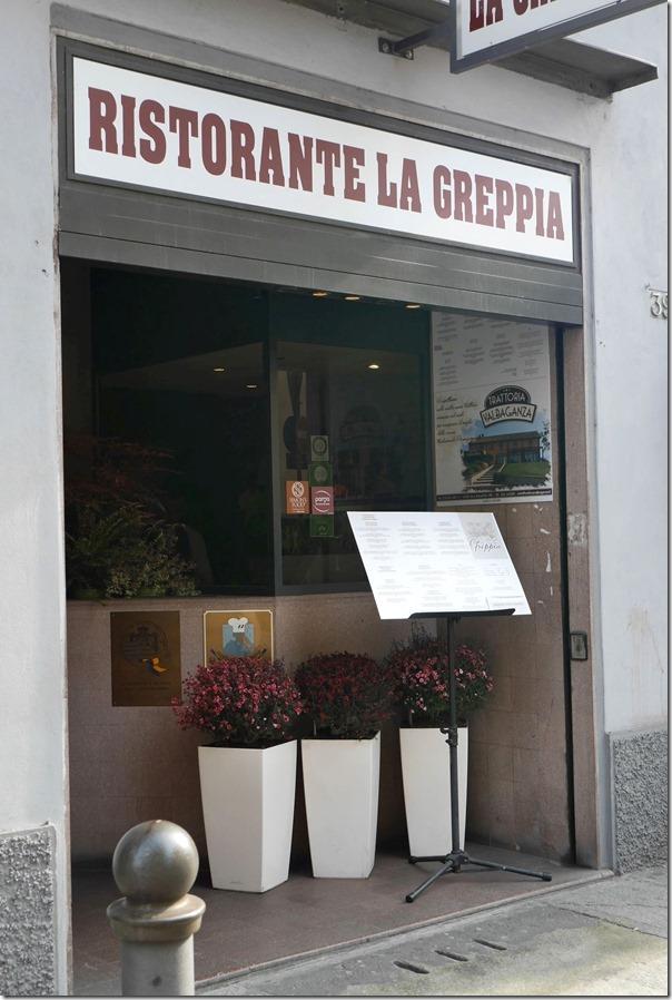 Ristorante La Greppia, Parma