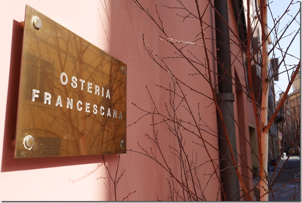 Osteria Francescana, Modena , ITALY