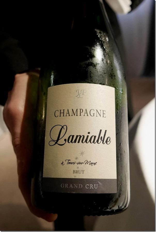 Lamiable Grand Cru Brut, Champagne €% per glass