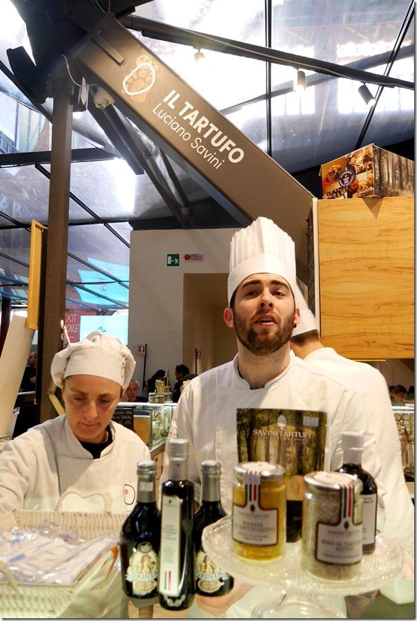 Chefs at Il Tartufo