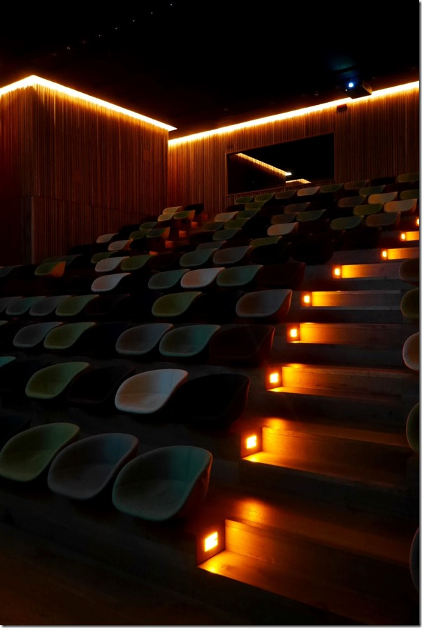 Theatre at Antinori
