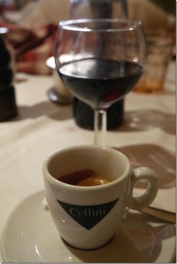 Caffè €1.50 / A$2.10