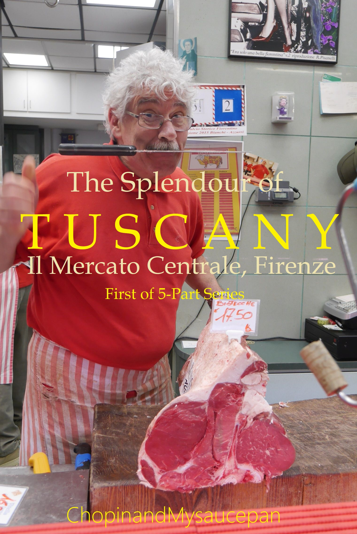 The Splendour of Tuscany - First of 5-Part Series