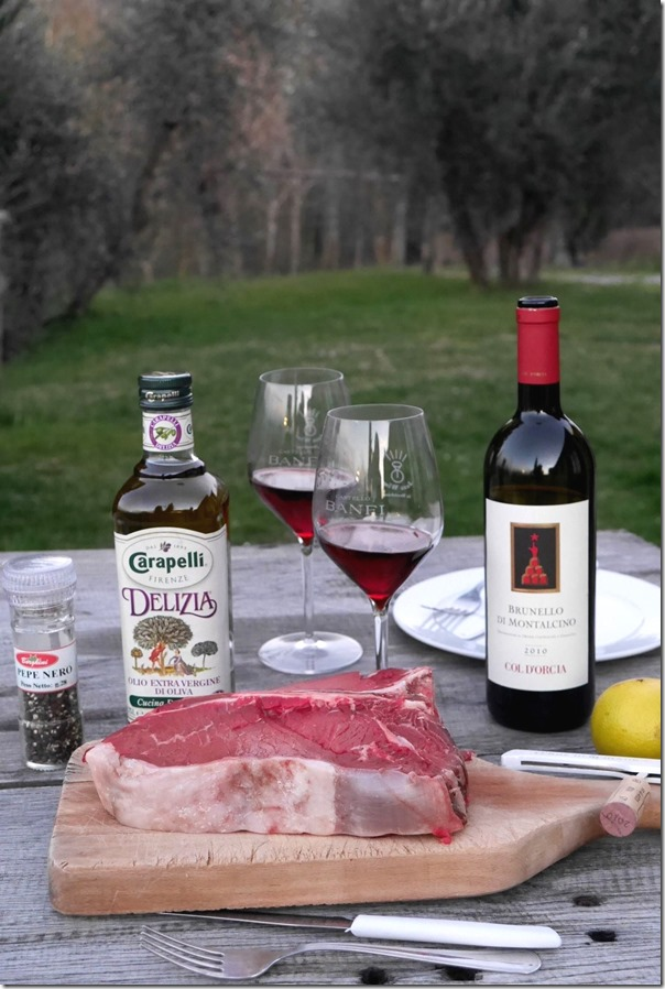 The best of local Tuscan produce
