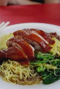 Michelin Star - Liao Fan Hong Kong Soya Sauce Chicken Rice & Noodle